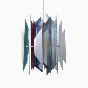 Danish Modern Divan-2 Pendant Lamp by Simon Henningsen for Lyfa