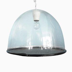 Lámpara colgante de vidrio de Renato Toso, 1968