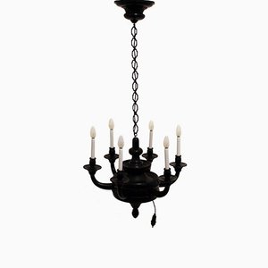 Antique Baroque Style Chandelier