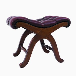 Footstool by Pierre Lottier for Valenti, 1940s