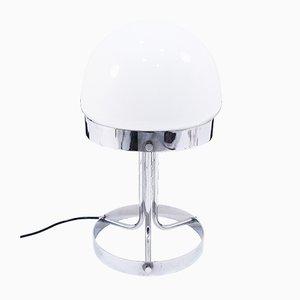 Lampada da tavolo di André Ricard per Metalarte, anni '60