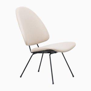 Ovaler Nr. 60 Sessel von WH Gispen für Kembo, 1950er