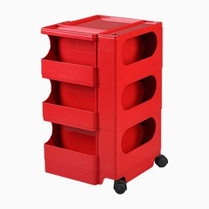 Vintage Boby Trolley Storage Unit by Joe Colombo for Bieffeplast