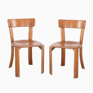 Chaises de Salon par Bruno Rey pour Dietiker, Set de 2