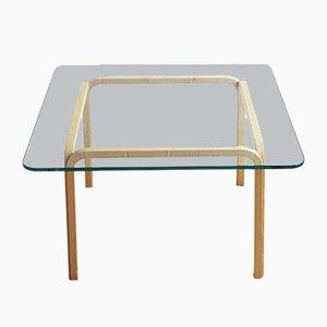 Table Basse Carrée par Alvar Aalto pour Artek