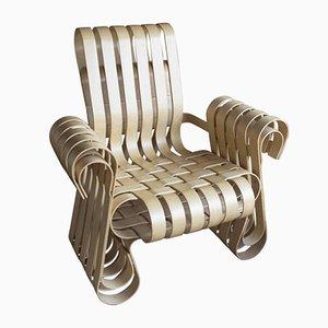 Power Play Chair par Frank Gehry pour Knoll International, 1990s
