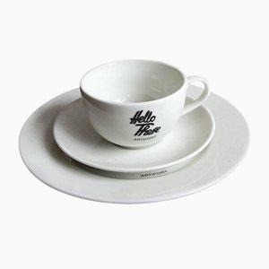 Hello There Frühstücks Set von Jeremy Harvey für Artifort, 2000s