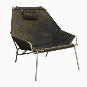 Chaise longue J 361 di Erik Ole Jørgensen per Bovirke, anni '70