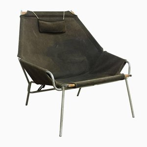 J 361 Lounge Chair by Erik Ole Jørgensen for Bovirke, 1970s