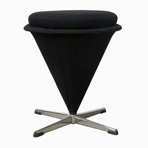 K3 Low Cone Stool by Verner Panton for Rosenthal, 1990s