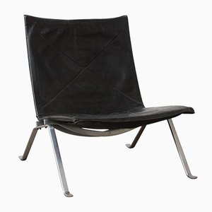 Vintage PK22 Lounge Chair by Poul Kjaerholm for E. Kold Christensen