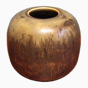 Dänische Vase von Valdemar Petersen für Bing & Grondahl, 1960er