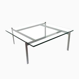 Table Basse PK61 Vintage par Poul Kjærholm pour E. Kold Christensen