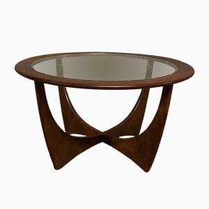 Tavolo rotondo Astro in teak di Victor Wilkins per G-Plan, anni '60