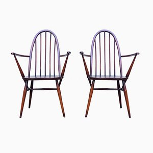 Windsor Armchairs by Ercolani for Ercol, 1960s, Set of 2