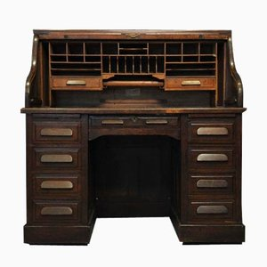 Edwardian Perid Oak Sideboard from Globe Wernicke, 19th Century