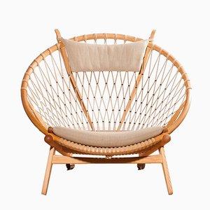 Circle Chair par Hans J. Wegner pour PP Møbler, 1980s