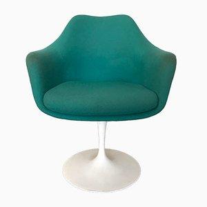 Sedia modello Tulip di Eero Saarinen per Knoll, anni '50