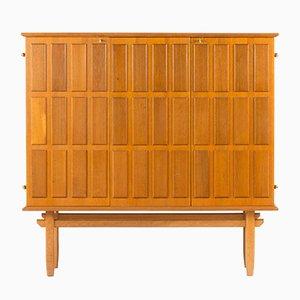 Mueble de caoba de Eyvind Beckman, años 50