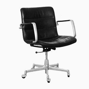 Chaise de Bureau Vintage Series 8000 par Jørgen Kastholm pour Kusch & Co