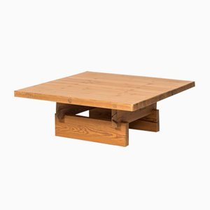 Table Basse par Roland Wilhelmsson pour Karl Andersson & Söner AB, 1970s