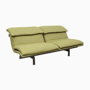 Wave Sofa by Giovanni Offredi for Saporiti, 1970s