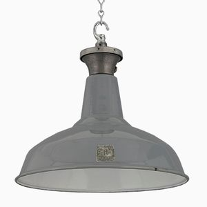 Industrial Factory Pendant from Benjamin