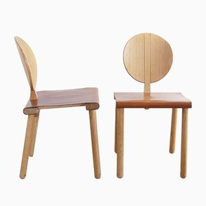 Chairs by Gigi Sabadin, 1979, Set of 2