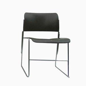 Vintage 40/4 Stuhl von David Rowland für Howe, 1964