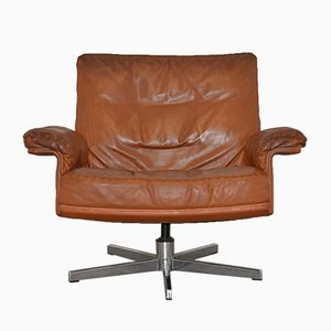 Swiss DS 35 Swivel Armchair from de Sede, 1960s