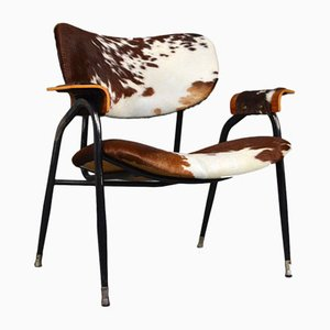 Chaise Easy par Gastone Rinaldi pour Rima, Italie,1950s