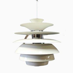 Lámpara colgante Snowball de Poul Henningsen para Louis Poulsen, años 80