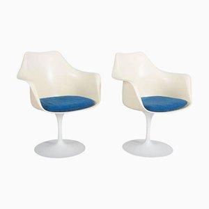 Fauteuils Tulip Modèles 151 par Eero Saarinen pour Knoll International, Set de 2