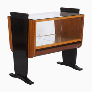 Art Deco Bar Trolley by Jindrich Halabala for UP-Zavody, 1930s