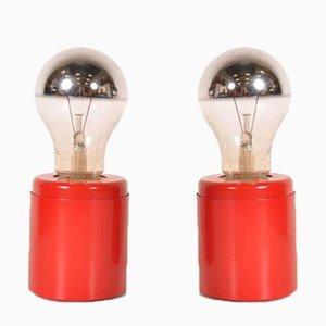SP14 Wall Lights by Gino Sarfatti for Arteluce, 1960s, Set of 2