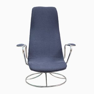 Vintage Swedish Swivel Chair from Ikea, 1980s