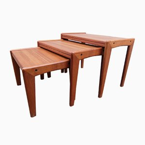 Vintage English Nesting Tables from G-Plan