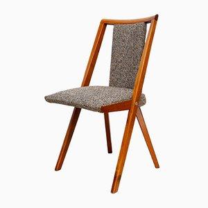 Stuhl in Beige & Grau, 1960er