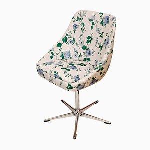 Vintage White Swivel Chair