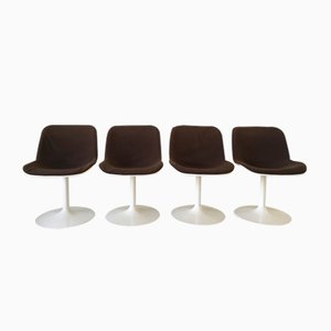 Spirit Dining Chairs by Hajime Oonishi for Houtoku/Artifort, Set of 4