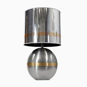 Lámpara de mesa vintage de Reggiani, años 70