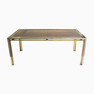 Vintage Coffee Table by Romeo Rega, 1970s