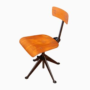 Vintage Office Chair by Jean Prouvé