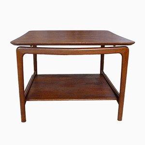 Table Basse en Teck par Hvidt & Mølgaard pour France & Daverkosen, Danemark, 1950s