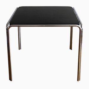 Vintage Tubular Steel Table, 1940s
