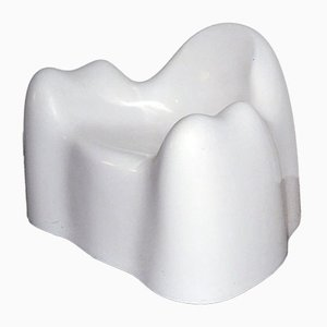 American Molar-Shaped Fiberglass Chair from Wendell Castle, 1960s