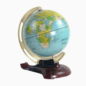 Vintage Small German Globe from MS