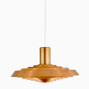 Vintage PH Tallerken Pendant Light by Poul Henningsen for Louis Poulsen