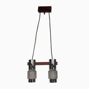 Mid-Century Pendant Light from Orrefors