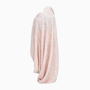Rosa Hide Decke von Nienke Hoogvliet für Textiel Museum Tilburg